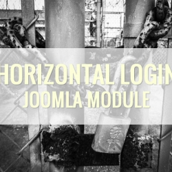 horizontal-drop-donw-login-module-joomla