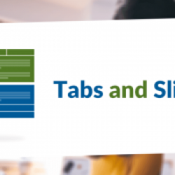 tabs-and-sliders